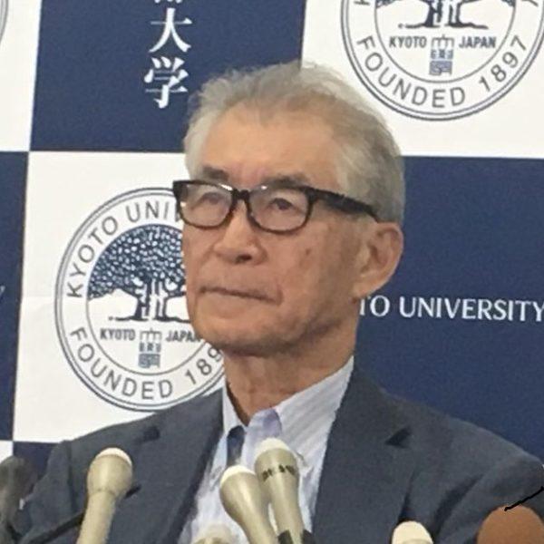 本庶佑氏 ノーベル生理学・医学賞