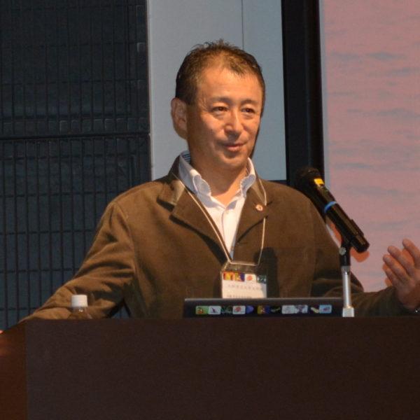 大阪市大の宮田真人教授 マイコプラズマの高い運動能力解説