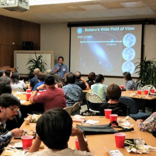 国立天文台ハワイ観測所ですばる望遠鏡20周年イベント