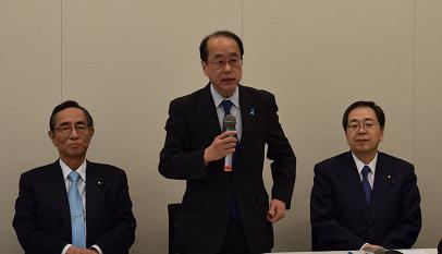 科学技術と政策の会 和泉洋人首相補佐官が「日本の戦略」講演
