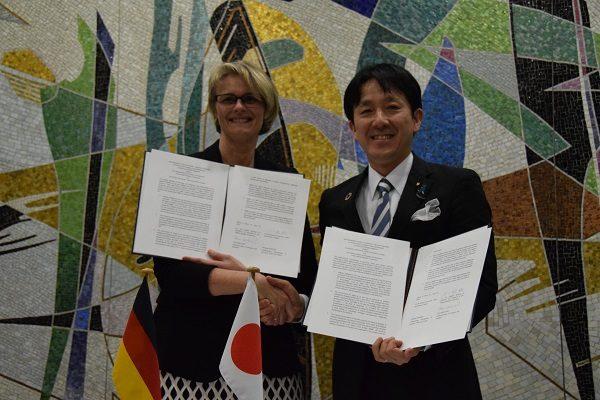 「AI研究開発で米中に対抗」日欧共同研究、2件で署名