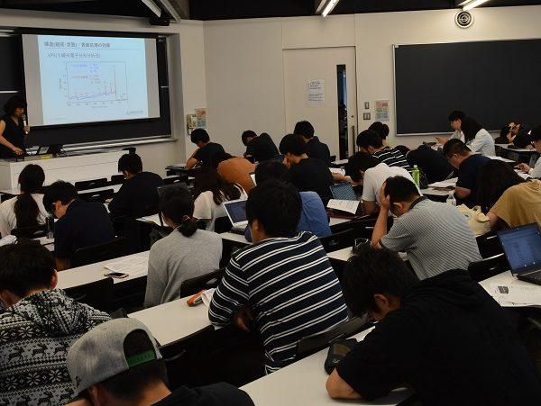 JAIMAが早稲田で協力講座「素材機器分析評価」開講