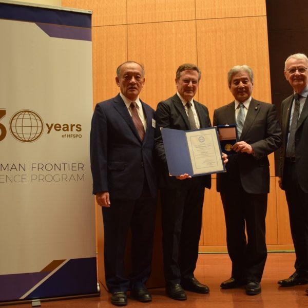 「成果生み出し続けるHFSP」30周年迎え記念式典