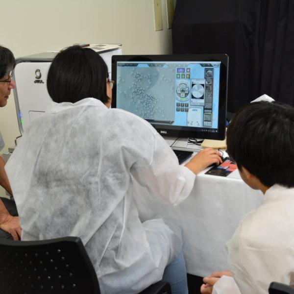 「分析機器を高校生が積極的に体験」JAIMAがサマーサイエンススクール
