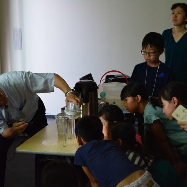 日本科学協会が小中学生対象にサイエンスワークショップ