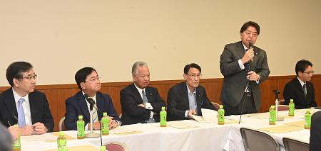 「量子技術」予算獲得支援、議員連盟発足 会長に林芳正氏