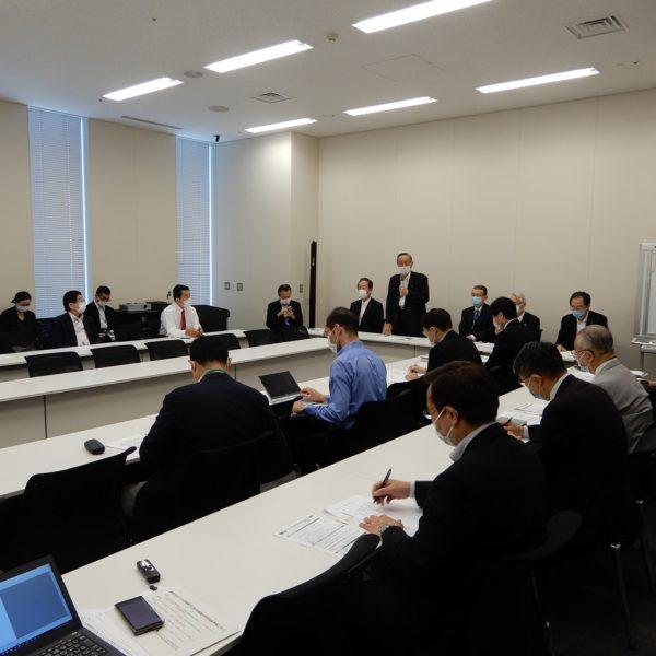 議連「科学技術と政策の会」 科学技術情報の新省と新基本法創設を議論