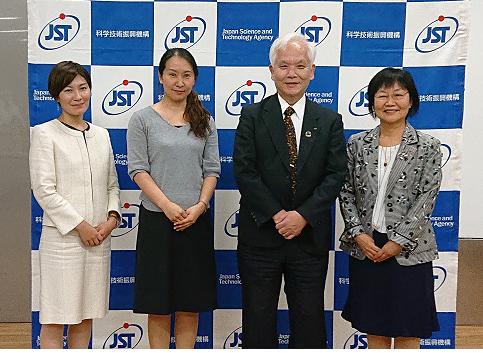 「輝く女性研究者賞」に理研・坂井氏と東工大・星野氏